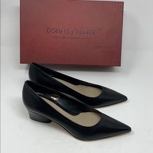 New/dis | DONALD/PLINER | black calf